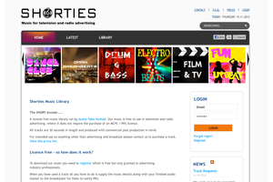 ShortiesMusic - Online Audio Library